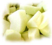 Pieczone jablka z miodem